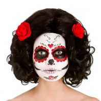 Day of the Dead Senorita Wig (HW8273)